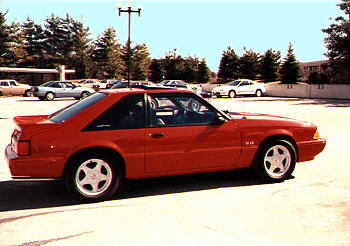 93 Mustang LX